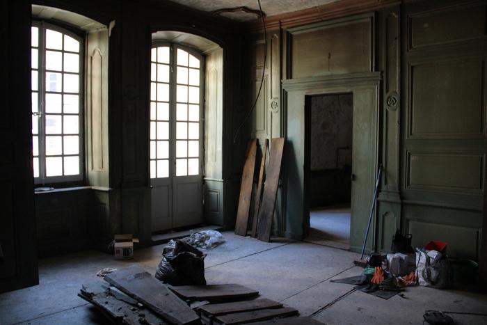 Journées du patrimoine 2020 - Visite de chantier de l'Hôtel Calemard de Montjoly