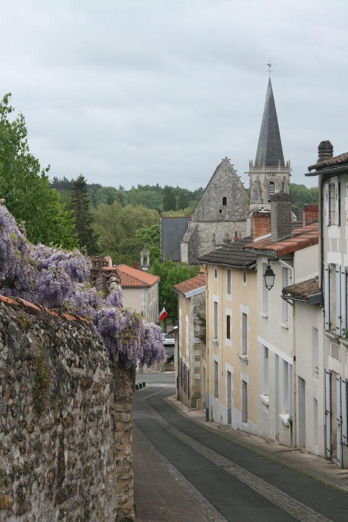 Journées du patrimoine 2019 - Visite commentée du centre-bourg de Ligugé