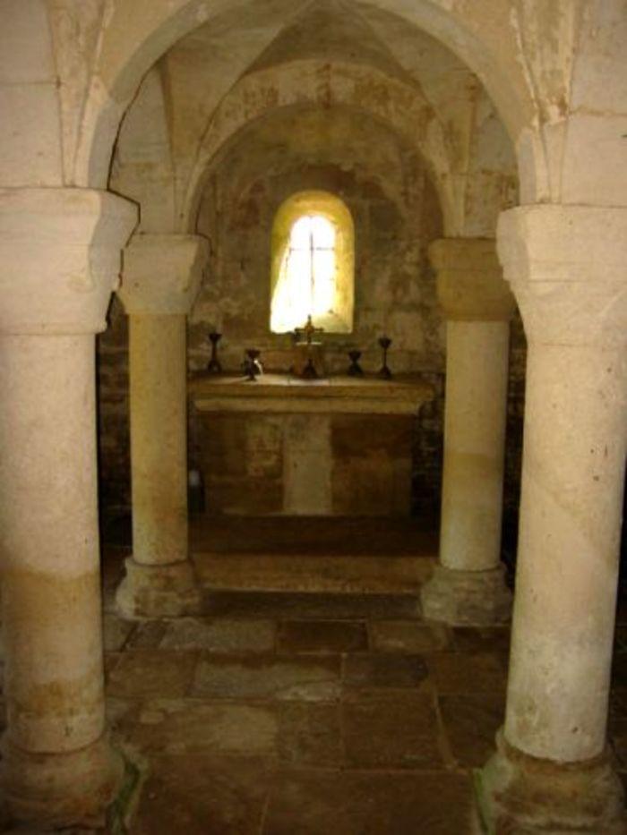 Journées du patrimoine 2020 - Visites de l'église Sainte-Marie-Madeleine de Grandecourt