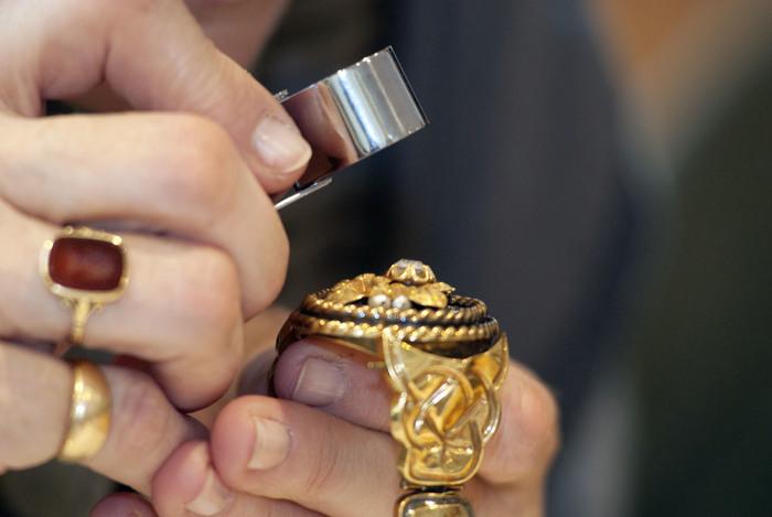 Journées du patrimoine 2020 - Atelier d'expertises - Paroles d'expert en bijoux