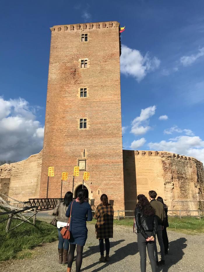 Journées du patrimoine 2019 - Découverte du donjon médiéval