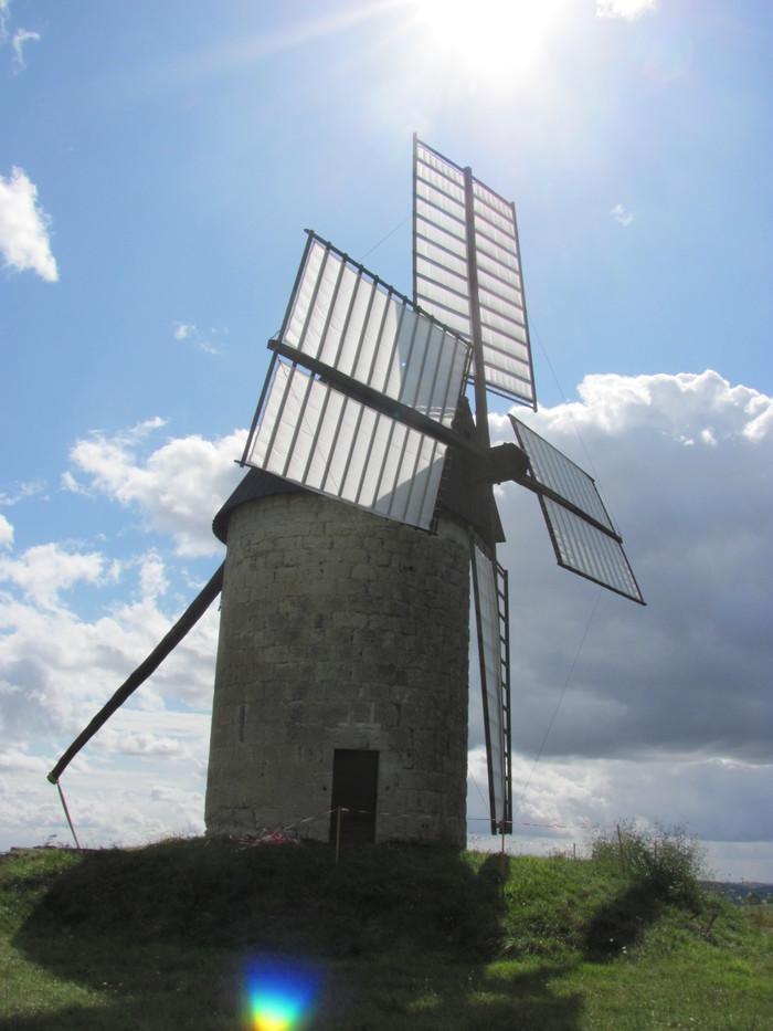 Journées du patrimoine 2019 - Découverte du fonctionnement d'un moulin à vent
