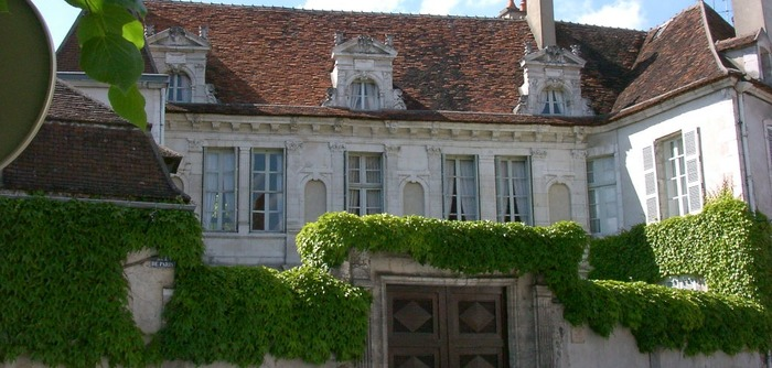 Journées du patrimoine 2019 - Visite de l'Hôtel de Crôle