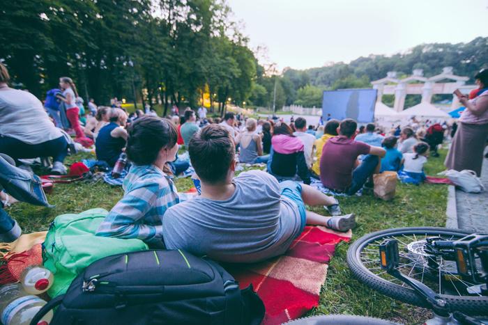 Soirée de clôture : cinéma en plein air et pique-nique
