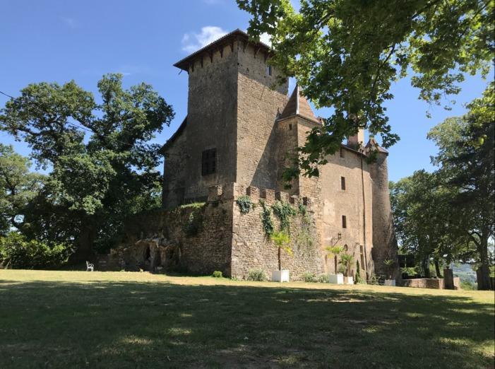 Journées du patrimoine 2019 - La renaissance du château de Charmes