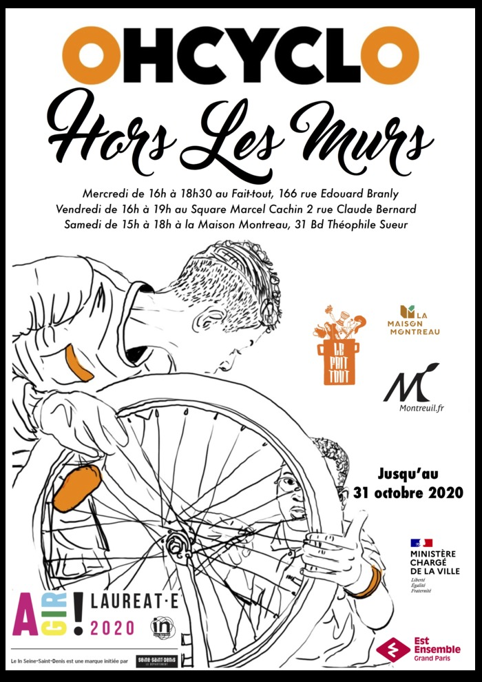 OHCYCLO Hors les murs