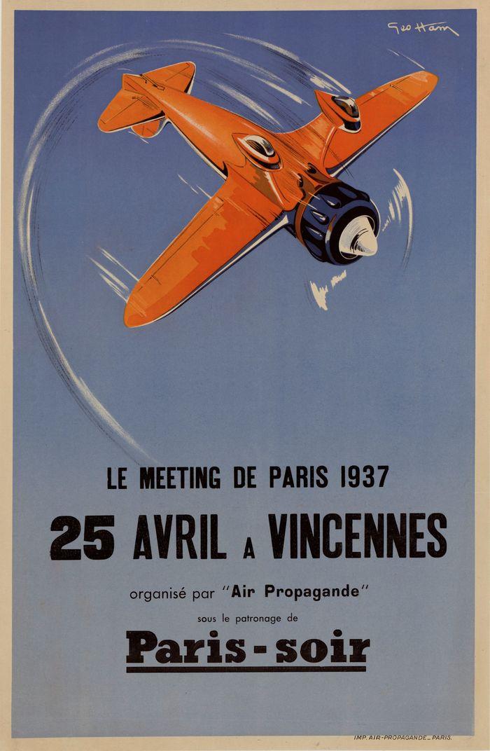 Journées du patrimoine 2019 - Exposition. Embarquement immédiat. Vincennes à l'aube de l'aviation (1872-1937)