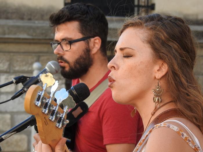 Journées du patrimoine 2020 - Annulé | Musiques en balade, organisé par le conservatoire de musique du Pays d'Arles