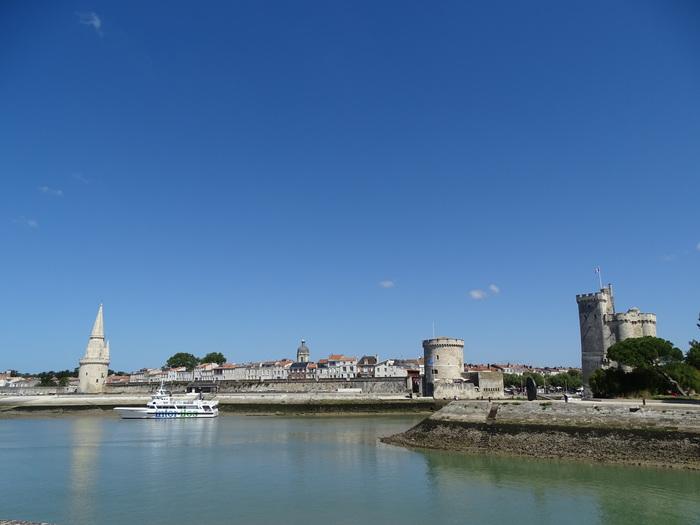 Journées du patrimoine 2020 - Venez (re)découvrir les tours de La Rochelle