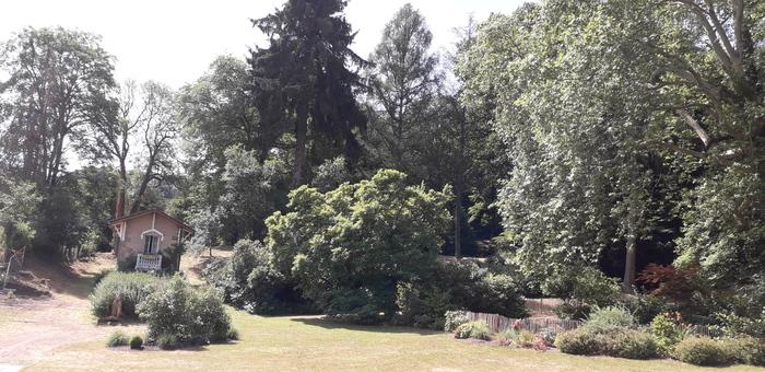 Journées du patrimoine 2019 - Jardins du Château d'Hausen