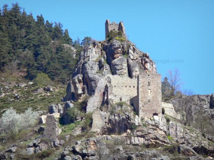 Journées du patrimoine 2019 - Visite du château de Rochebonne
