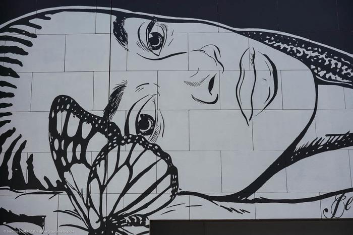 Journées du patrimoine 2019 - Visite Street Art