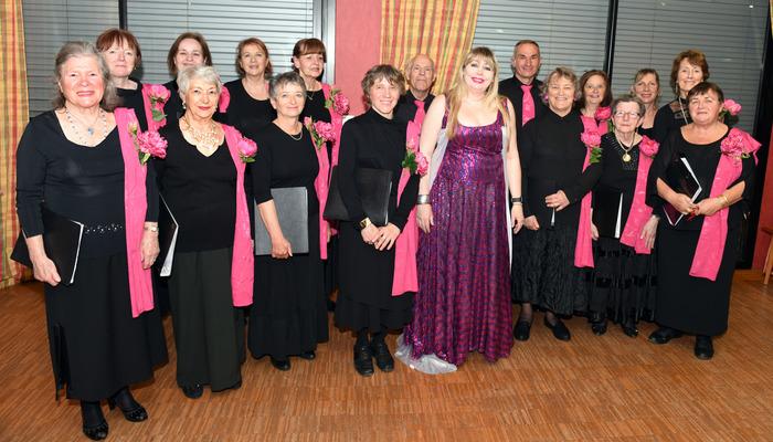 Journées du patrimoine 2020 - Chorale de l'association de quartier du faubourg Montmélian