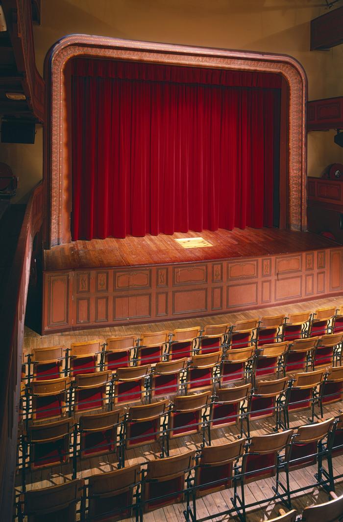 Journées du patrimoine 2020 - Visite / Le théâtre ou « salle de l'enseignement supérieur »