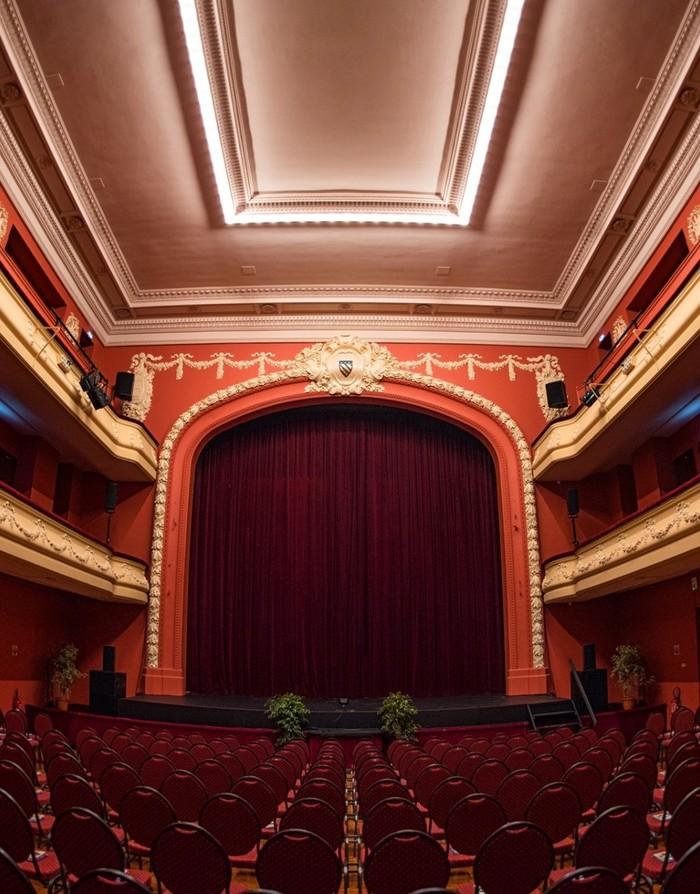 Journées du patrimoine 2020 - Visites guidées du Théâtre d'Abbeville