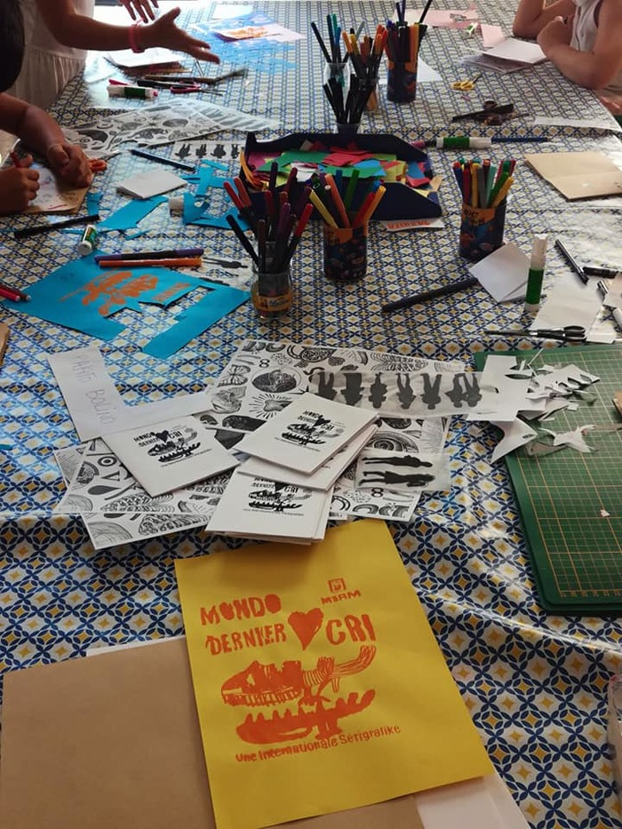 Journées du patrimoine 2020 - Atelier Mini Zine pour les 6 - 12 ans
