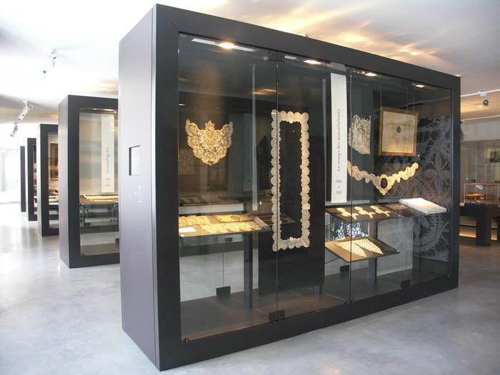 Journées du patrimoine 2020 - Musée des Manufactures de Dentelles