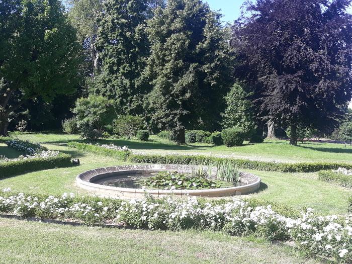 Journées du patrimoine 2019 - Visite du parc de l'Hôtel Nayme (Château de Cuiseaux)