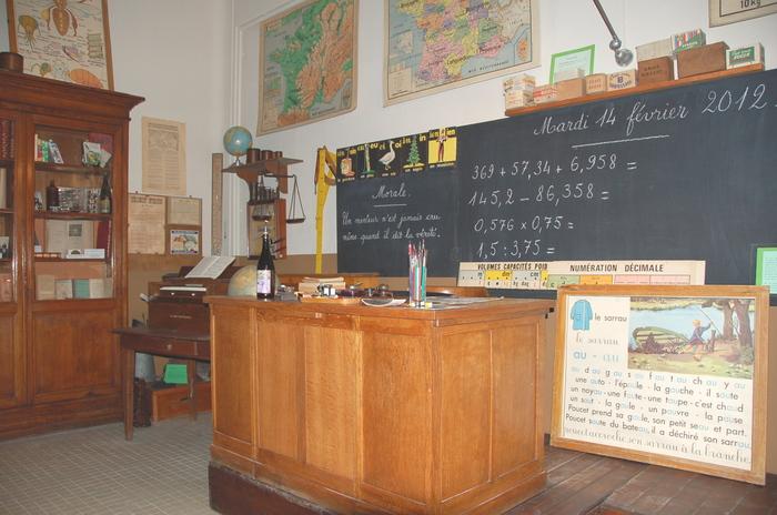 Journées du patrimoine 2019 - Visite libre du musée du patrimoine des écoles