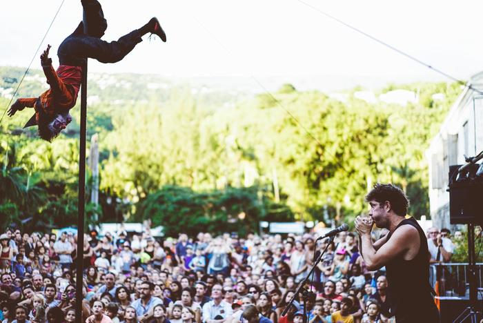 Journées du patrimoine 2020 - Spectacle - La Brise de la Pastille de Galapiat Cirque / Moise Bernier - Festival Encore les beaux jours