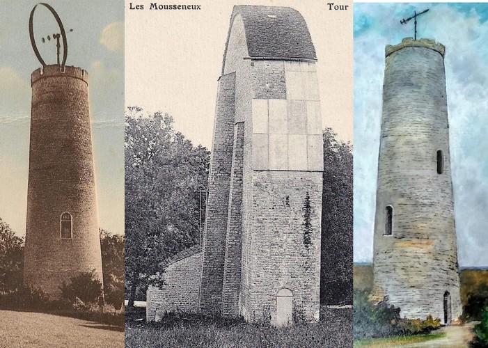 Journées du patrimoine 2020 - L'histoire retracée de la tour de Saussy