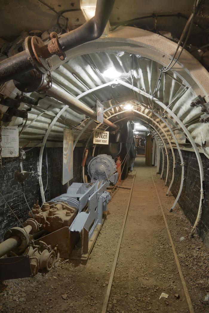 Journées du patrimoine 2020 - Visite guidée au Musée de la mine