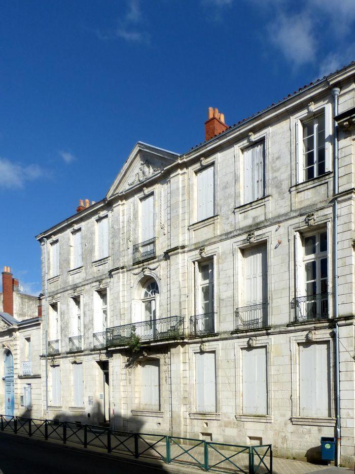 Conférence en ligne - L'hôtel particulier Rochefortais