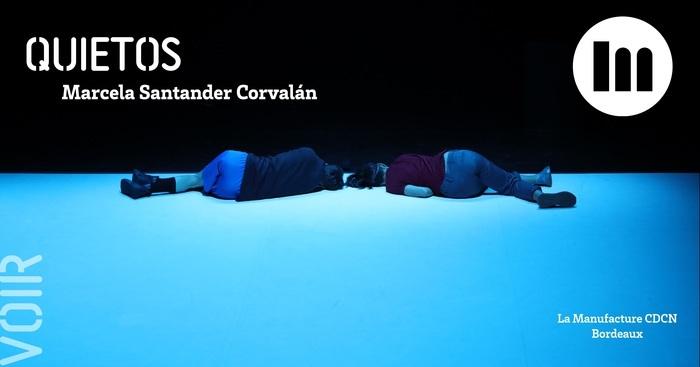 QUIETOS – Marcela Santander Corvalán