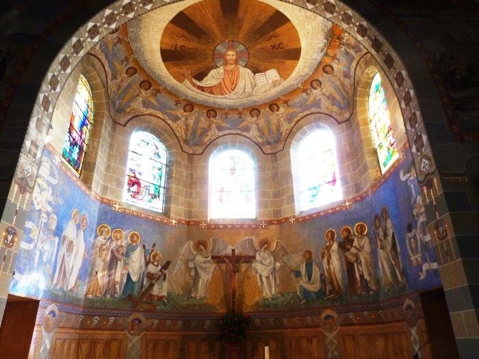 Journées du patrimoine 2019 - Visite guidée de l'église de Saint-Sébastien de Belleville-sur-Meuse
