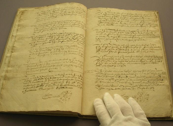 Journées du patrimoine 2020 - Atelier de conservation du patrimoine aux archives du Val-de-Marne