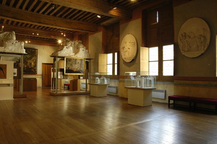 Journées du patrimoine 2019 - Musées de Sens, École intercommunale du Grand Sénonais et École de musique de Puisaye-Forterrre