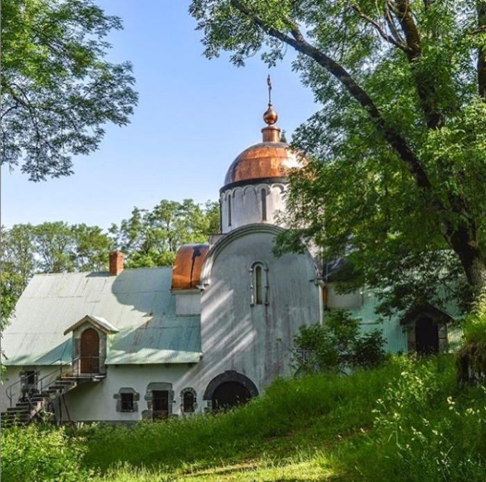 Journées du patrimoine 2020 - Visite du monastère Orthodoxe