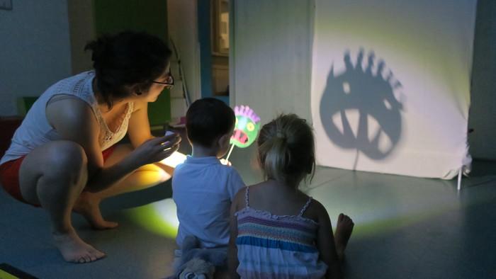 Journées du patrimoine 2019 - Atelier découverte du théâtre d'ombres