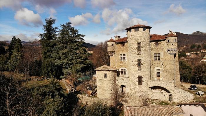 Journées du patrimoine 2019 - Visite guidée du château de Hautsegur