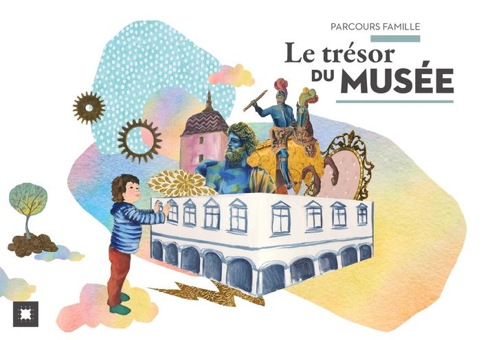 Journées du patrimoine 2019 - Visite famille Le Trésor du musée