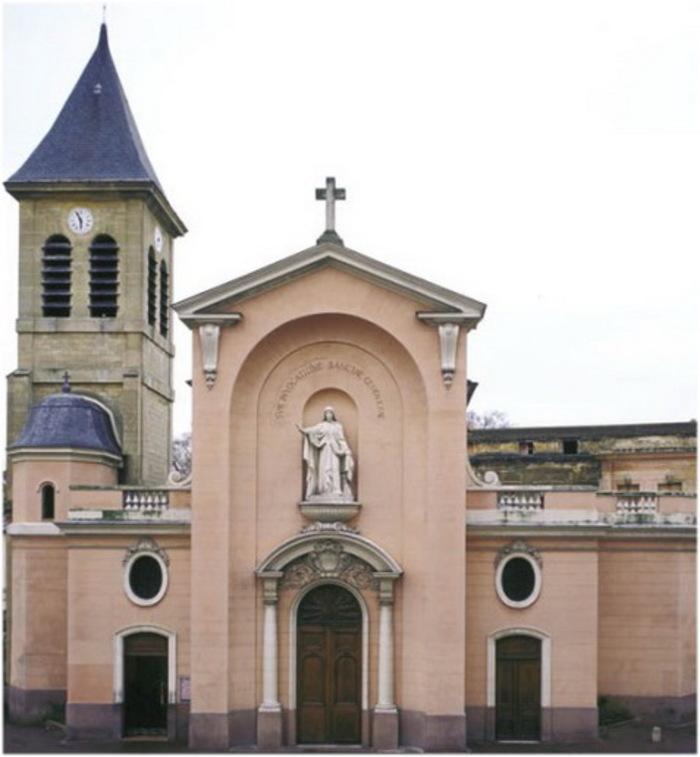 Journées du patrimoine 2020 - Visite guidée de l'église Sainte-Geneviève