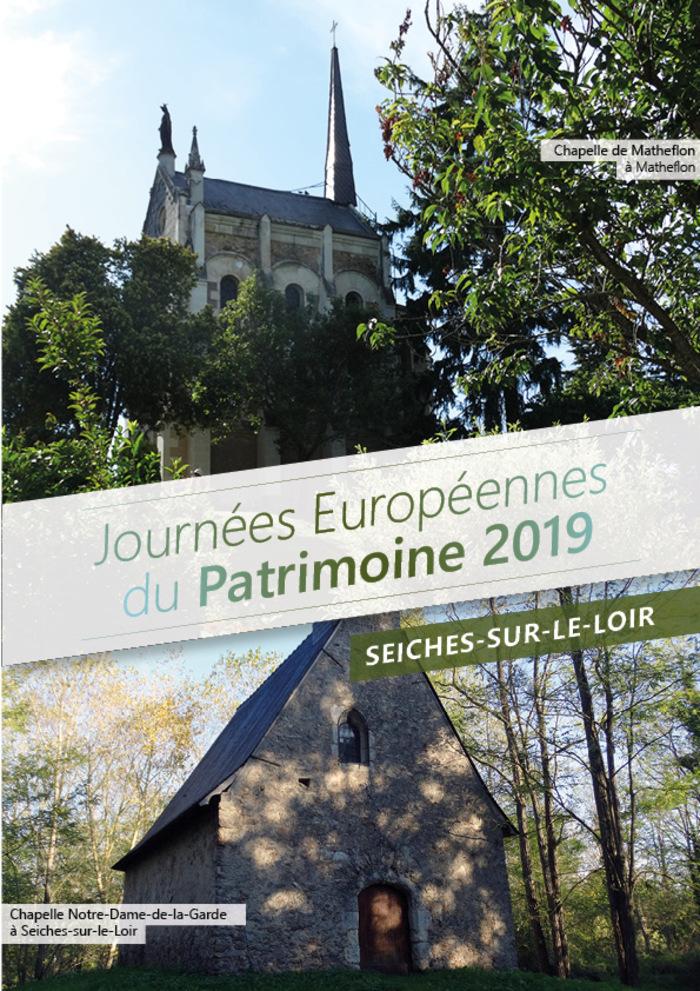 Journées du patrimoine 2019 - Visite-libre Chapelle de Matheflon et Chapelle Notre-Dame de la Garde