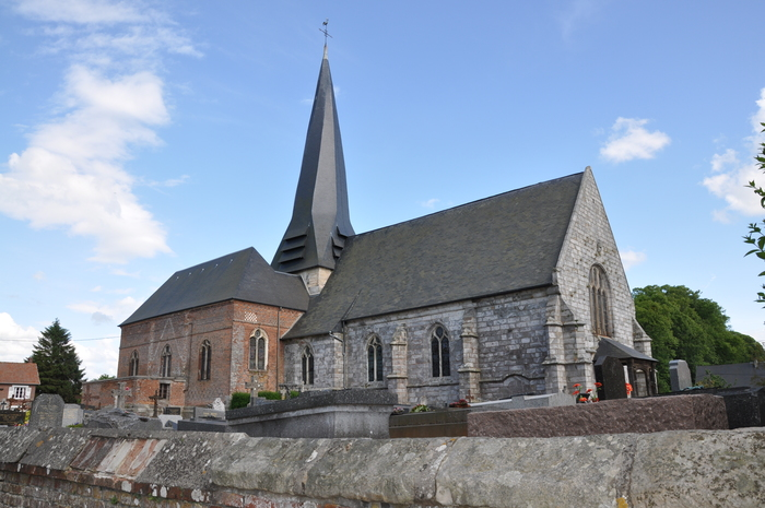 Journées du patrimoine 2020 - Visite libre de l'eglise Saint-Pierre d'Auppegard