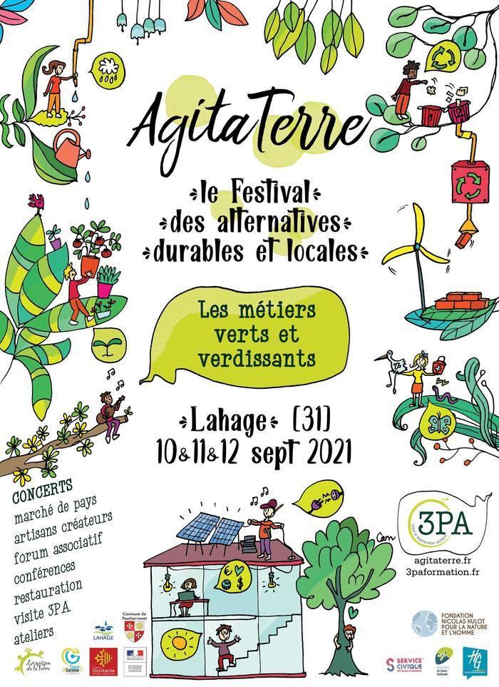 8ème Festival Agita Terre