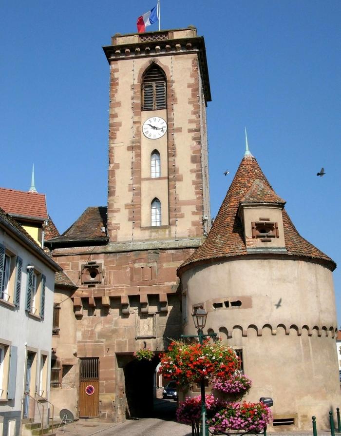 Journées du patrimoine 2019 - Visite libre de la tour carrée du château