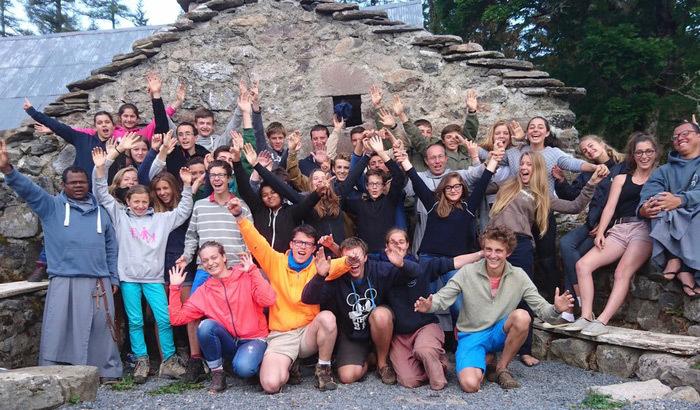 Camp du Reposoir pour collégiens et lycéens