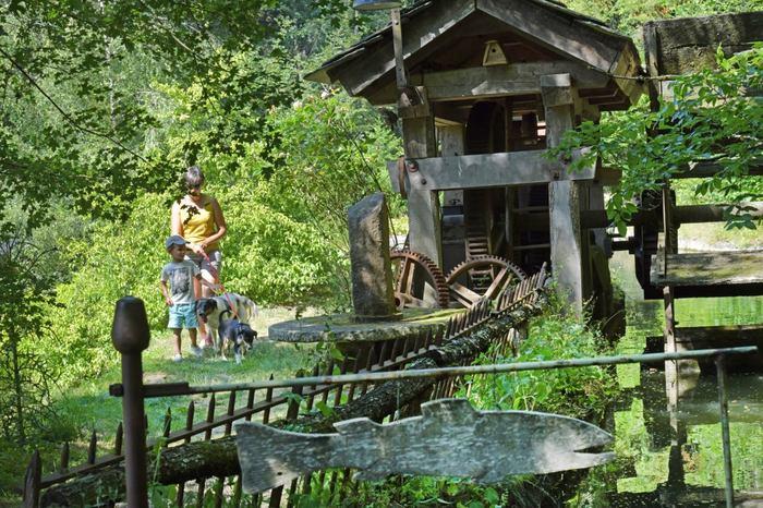 Journées du patrimoine 2020 - Visites guidées du moulin du Pinard