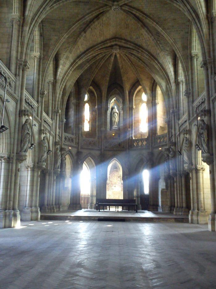 Journées du patrimoine 2019 - Visites guidées de la chapelle de l'ancien séminaire de Bordeaux