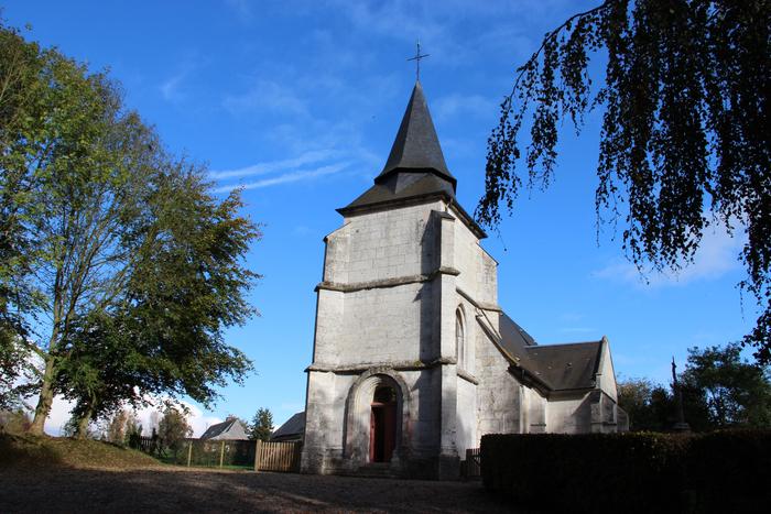 Journées du patrimoine 2020 - Visite libre de l'église de Bébec