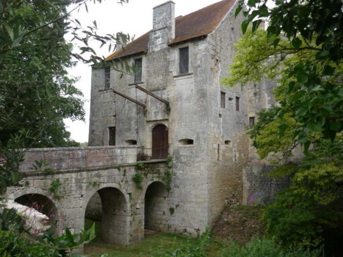 Journées du patrimoine 2019 - Visite du château et de ses extérieurs