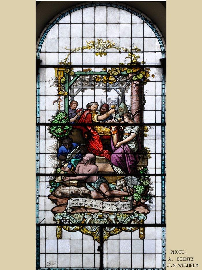 Journées du patrimoine 2019 - Visite guidée de l'église Saint Charles