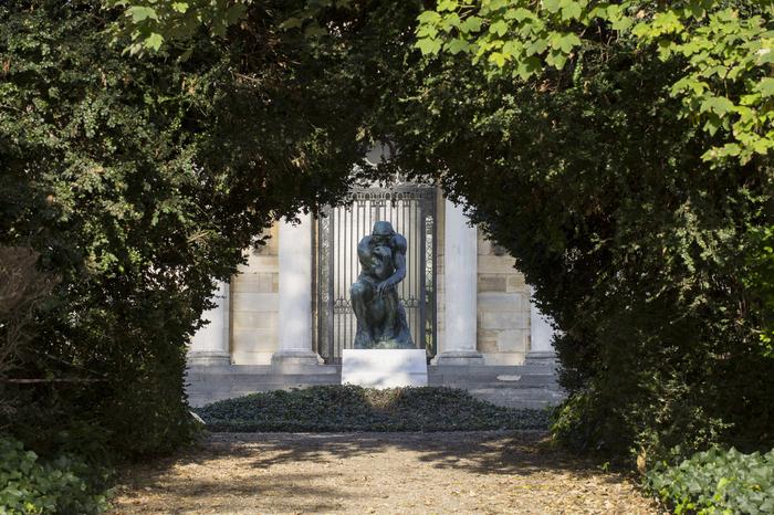 Journées du patrimoine 2020 - Visite guidée  « Dans les pas de Rodin ».
