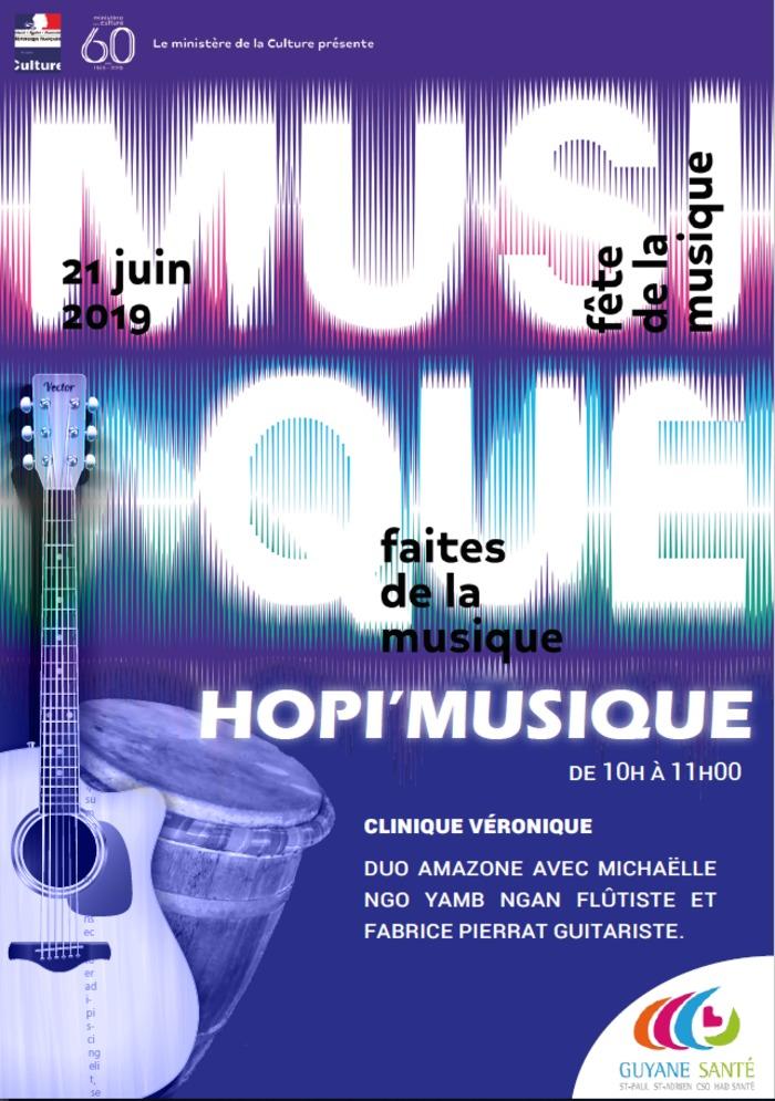 Fête de la musique 2019 - Hopi'Musique