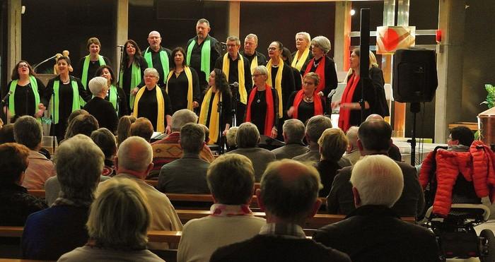 Journées du patrimoine 2019 - Concert des Gospel Messengers