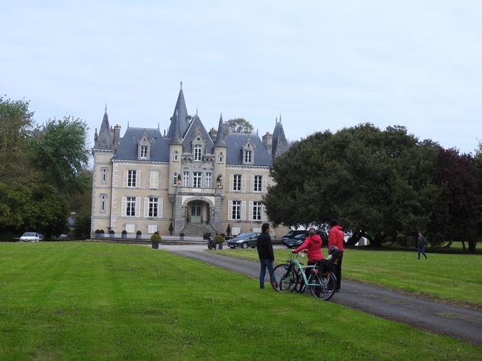 Journées du patrimoine 2020 - Visite guidée au château des Marais